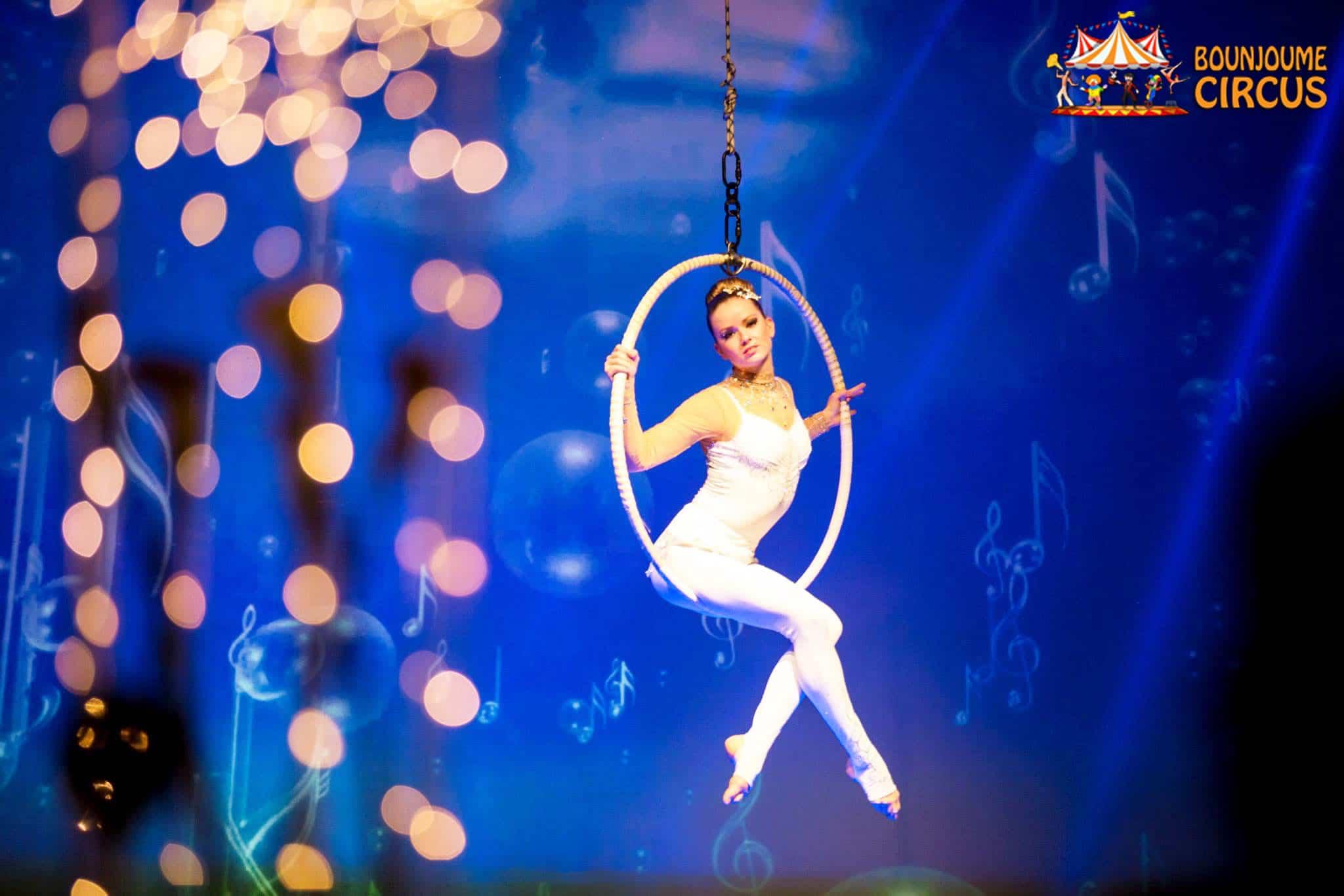 Aerial Dance Show